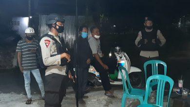 Photo of Tekan Kejahatan di Kota Balikpapan, Brimob Polda Kaltim Rutin Patroli Malam