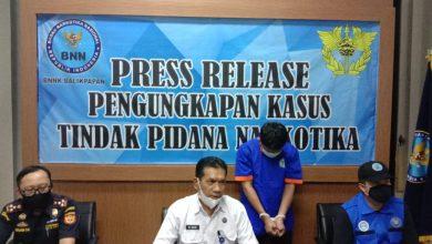 Photo of Tim Gabungan BNN dan Bea Cukai Balikpapan Berhasil Menggagalkan 925 Butir Pil Ekstasi Siap Edar