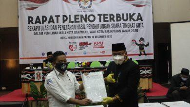Photo of KPU Gelar Rapat Pleno Terbuka Penetapan Hasil Pilkada Balikpapan