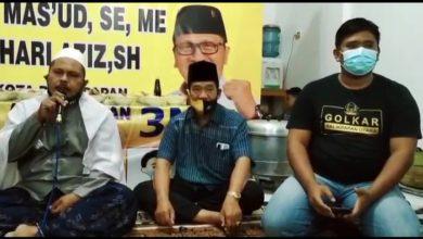 Photo of Tim Pemenangan RM-TA Balikpapan Utara Gelar Tasyakuran, Ucapan Terima kasih Disampaikan Ketua Kordinator Balikpapan utara.
