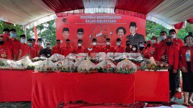 Photo of HUT PDI Perjuangan ke 48, Pecahkan Rekor Muri.