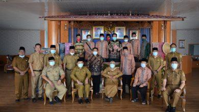 Photo of Wakil Bupati Musi Rawas Pimpin Rapat Koordinasi FKUB