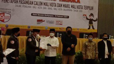 Photo of Gelar Rapat Pleno Terbuka, KPU Balikpapan Tetapkan Rahmad – Thohari Sebagai Paslon Terpilih Pilkada 2020