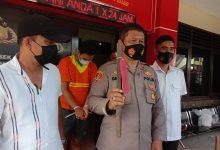 Photo of Godain Istri Orang, Kepala Penjual Sate Dihantam Balok