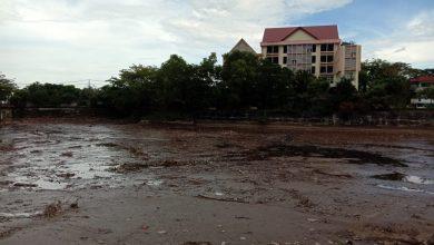 Photo of Gegerkan Warga, Waduk Telaga Sari Tiba -Tiba Mengering