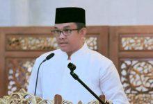 Photo of Gelar Rapat Pertama, Melalui Metting Zoom, Ketua DPD Partai Nasdem, Ahmad Basir Ajak Kedernya Berjuang Bersama Membesarkan Partai