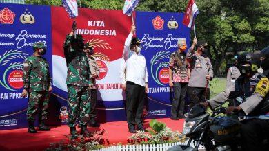 Photo of Sebanyak 30.000 Paket Sembako Telah Didistribusikan TNI/Polri Untuk Warga Kota Solo