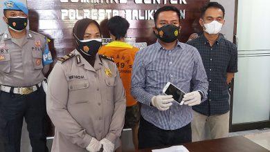 Photo of Pelaku Pencurian Satu Unit Handphone Berhasil Diamankan Tim Jatanras Polresta Balikpapan