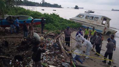 Photo of Seorang Pria Tak Bernyawa Ditemukan Warga Di Kawasan Pelabuhan Semayang