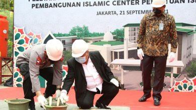 Photo of Pembangunan Islamic Center PERSIS, Kapolri Yakin Hasilkan SDM Berkualitas