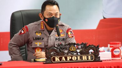 Photo of Kapolri Apresiasi Tindak Tegas Madago Raya Terhadap Pimpinan MTI Ali Kalora