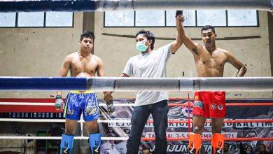 Photo of Bripda Yanuarius Berhasil Menjuarai Kick Boxing Kelas 63 Kg Senior dalam Kejurprov Kaltim 2021