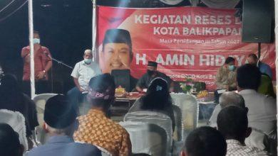 Photo of Infrastruktur dan PJU Menjadi Usulan Warga Dalam Serap Aspirasi Yang Digelar Amin Hidayat