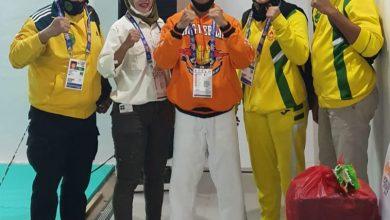 Photo of Jaga Tradisi, Keluarga Olahraga Tarung Drajat (KODRAT) Kaltim Kembali Meraih Medali Emas dan Perak Pada PON XX Papua 2021